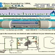 Hydrochanger (chemical-clean-water-filter)