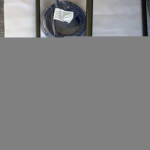 Soft wash pressure washer handle
