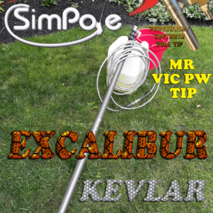Vics tip and Excalibur
