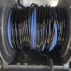 Water fed hose 3/8 super strong flexible