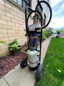 DIY Pure Water Filter for Spot Free window washing