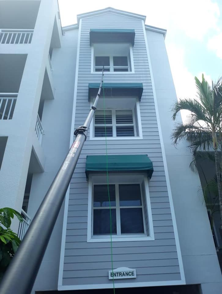 SimPole is the proven Expert in the window washing industry